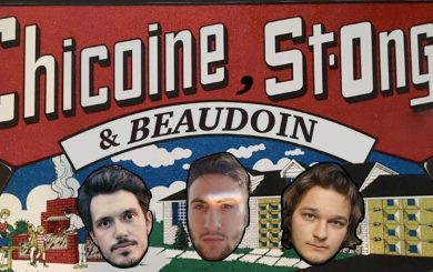 Chicoine, St-Onge, Beaudoin - Shigawake Music Festival